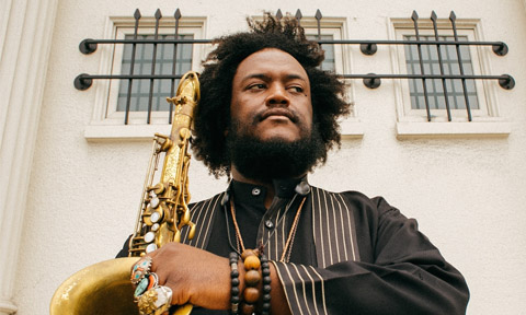 Kamasi Washington in conversation